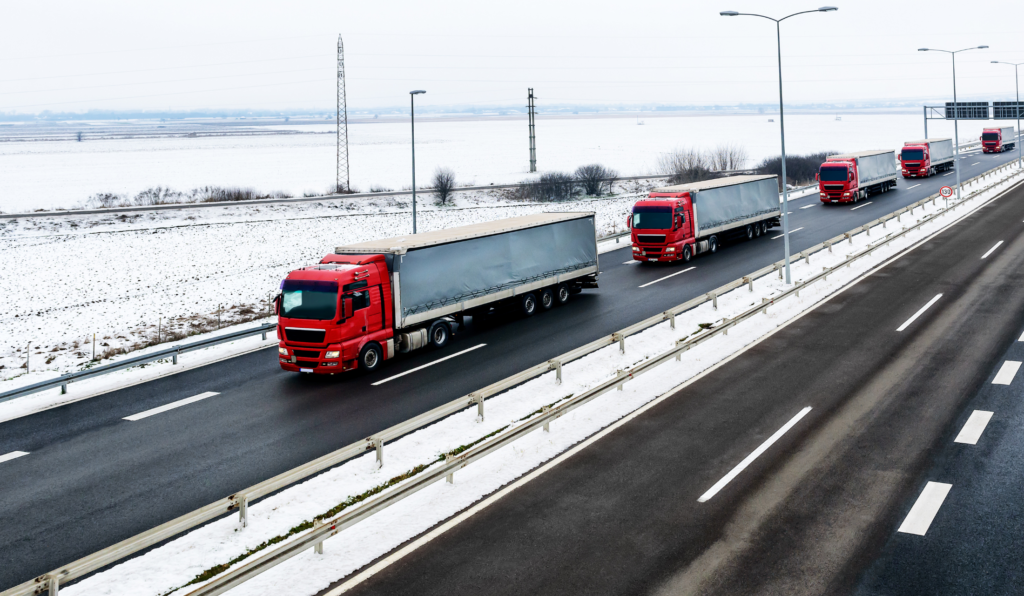Case study on data services for Parksafe Automotive - lorries